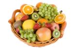 Obst ist gesund und sehr vitaminreich